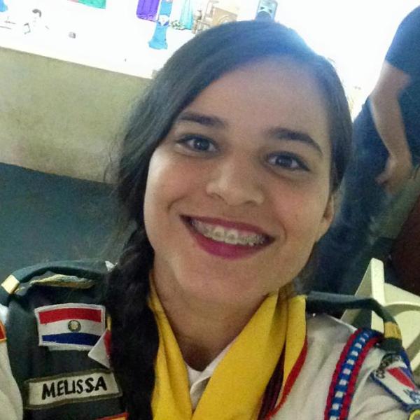 Melissa Rojas – UP