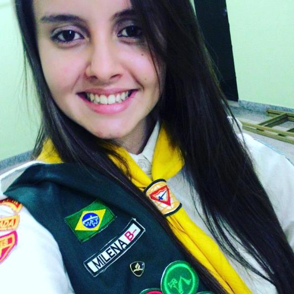 Milena Ferreira- USeB