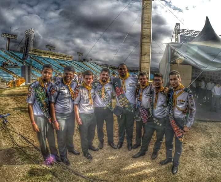 Equipe GCO - Campori USeB